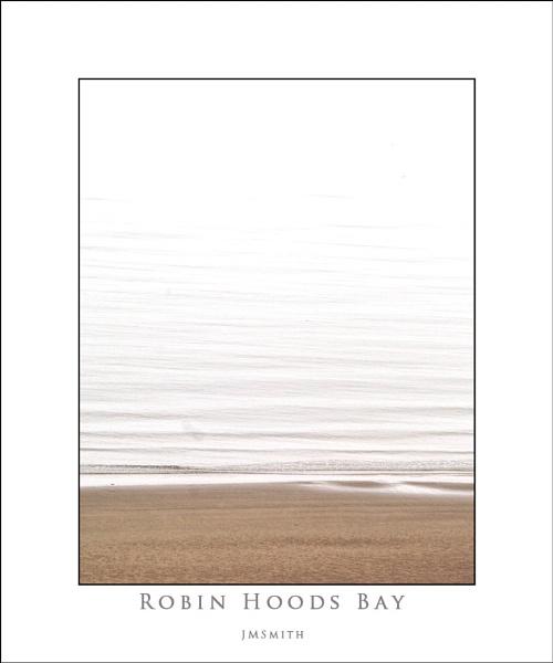 Minimalist Robin Hoods Bay by janehewitt