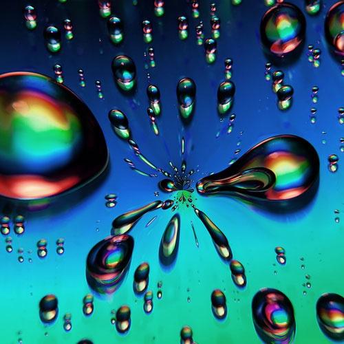 Droplet Depression by kevster