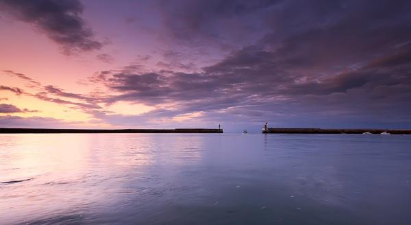 Leaving Port by chris-p
