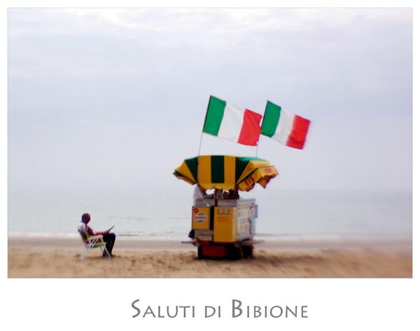 SALUTI DI BIBIONE by bliba