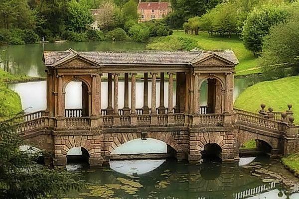 Palladian Bridge by Minerva1342