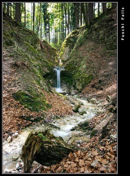 Fuschl Falls by 11thearlofmar