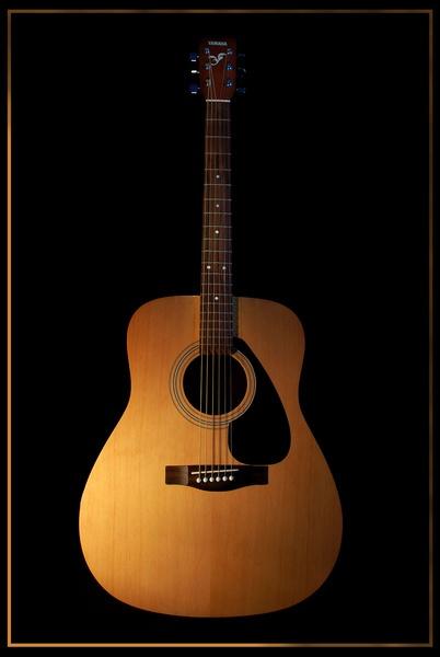 Guitar Light by sandyd