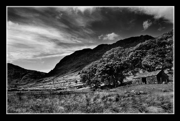 B&W Cumbria by Fearniespurs
