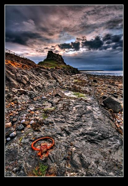 Morning Lindisfarne by paulfreeman