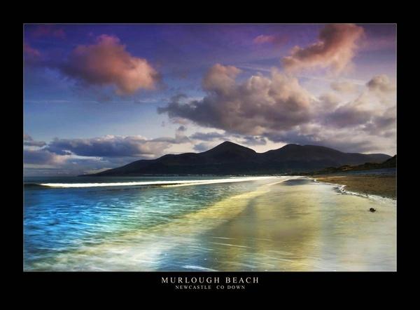 Murlough Beach by maytownme