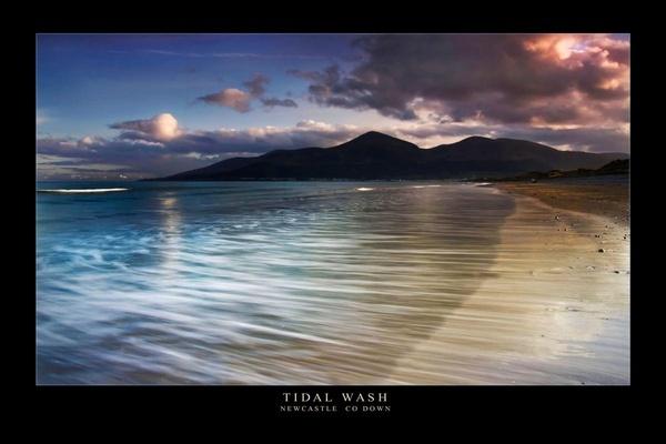Tidal Wash by maytownme