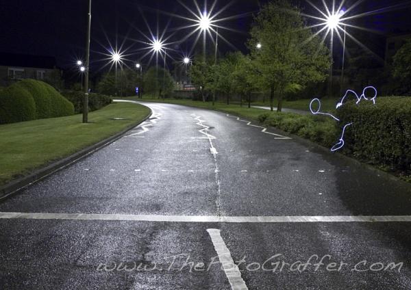 Crossing from.. by TheFotoGraffer