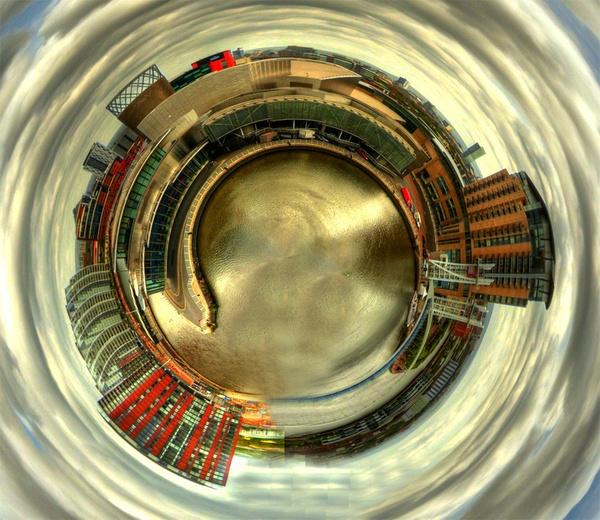 mini world Quays by tony147