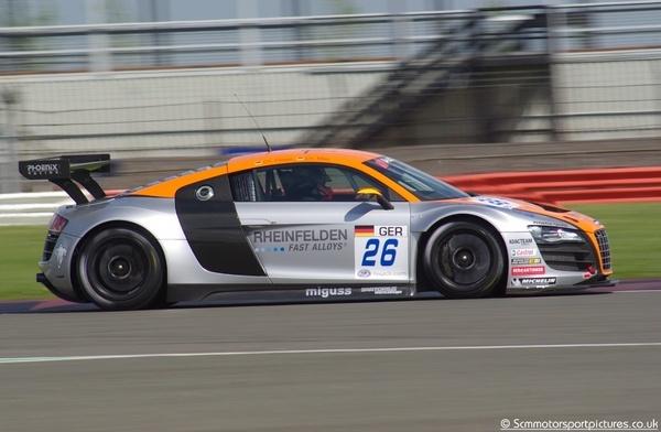Phoenix Racing Audi R8 LMS by motorsportpictures