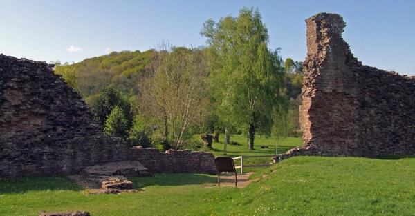 old castle by RobbieWales
