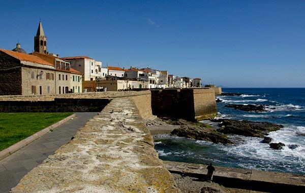Alghero by jamesda