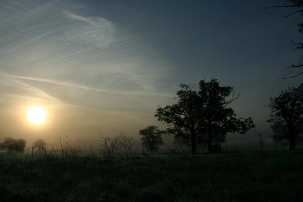 Hindlip Sunrise 1 by stevenclark