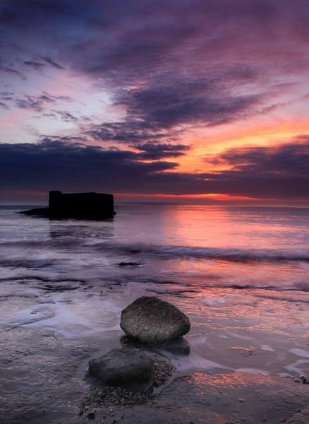 Rocks On The Naze by JoshCunliffe