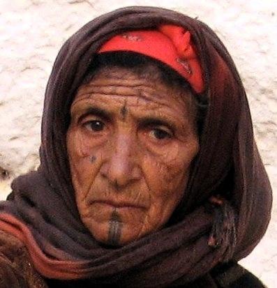 Berber woman by Rachel99