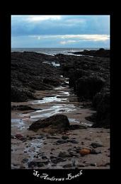 St Andrews Beach-Scotland