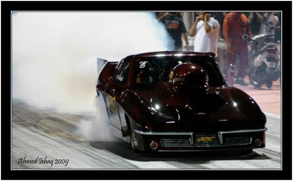 Car race by livermilan