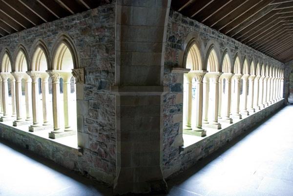 iona abbey by big bill