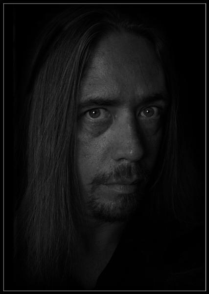 Self Portrait by Morpyre