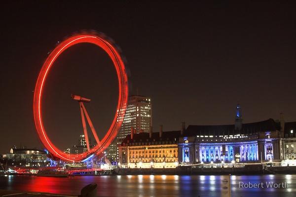London Eye by RobW