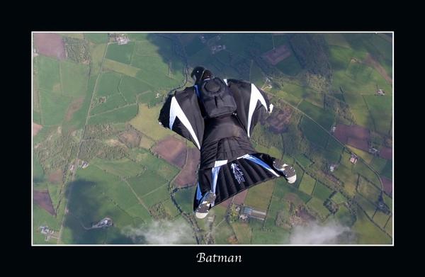 Batman by skydivemike