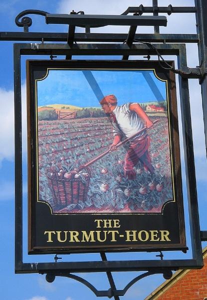 The Turmot Hoer by Glostopcat
