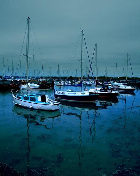 Early Morning Yachts by chensuriashi