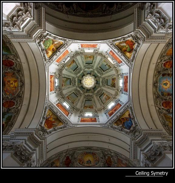 Ceiling Symmetry by 11thearlofmar