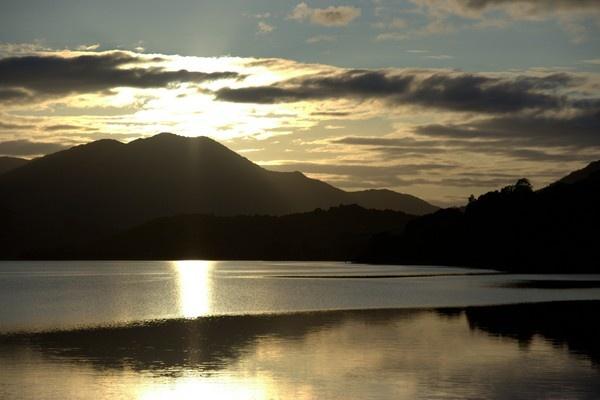Loch Venacher by Blundez