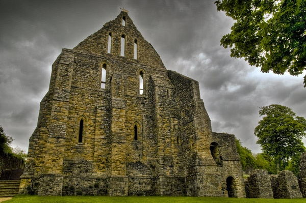 Battle Abbey #2 by andora6878
