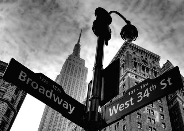 Broadway & 34th Street by paulraymondphotography