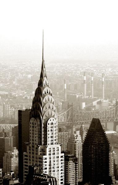 NY Skyline by paulraymondphotography