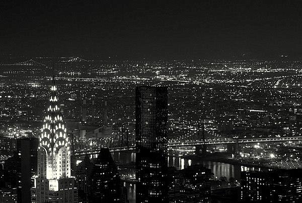 New York Skyline by wipka84