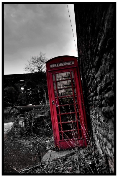 Phone Box. by EmmaG_M