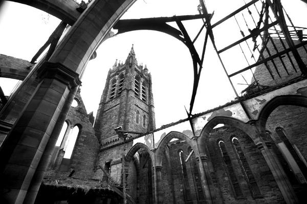 Dundyvan Church by Missy_Vix