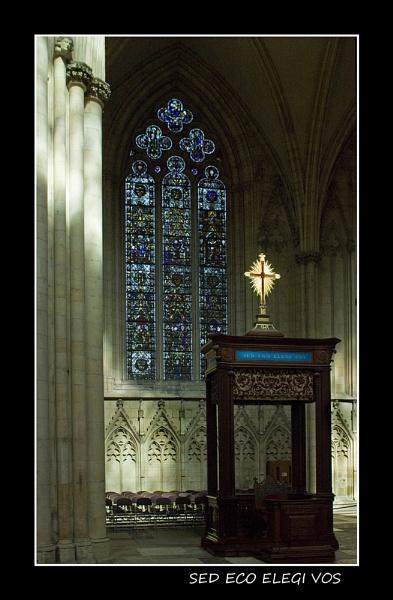 York Minster - Light Studies by derekhansen