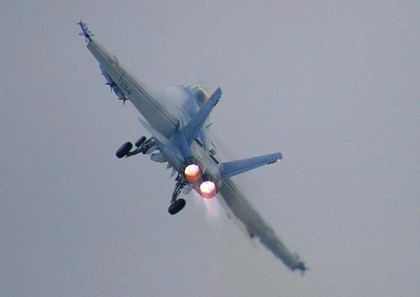Jet by ablast