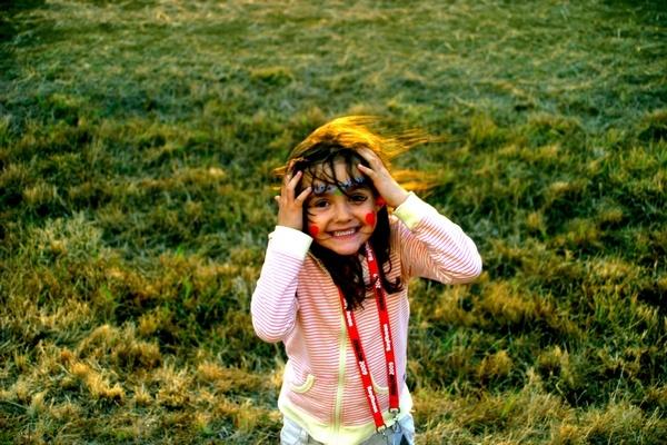 Little Miss Sunshine by ablast
