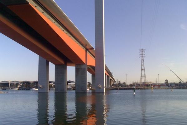 Bolte Bridge by ablast