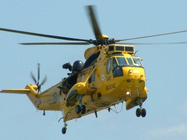 RAF Rescue Sea King by Debs_Rocker
