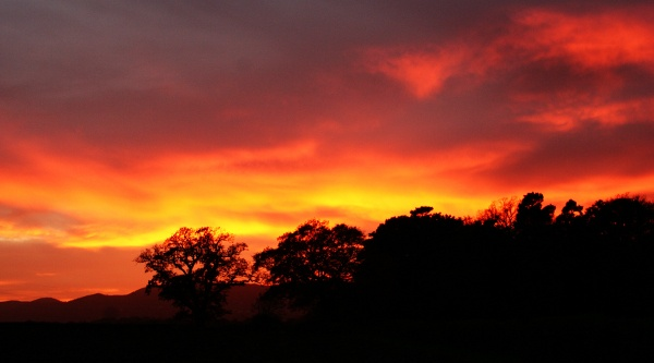 Malvern Sunset by stevenclark