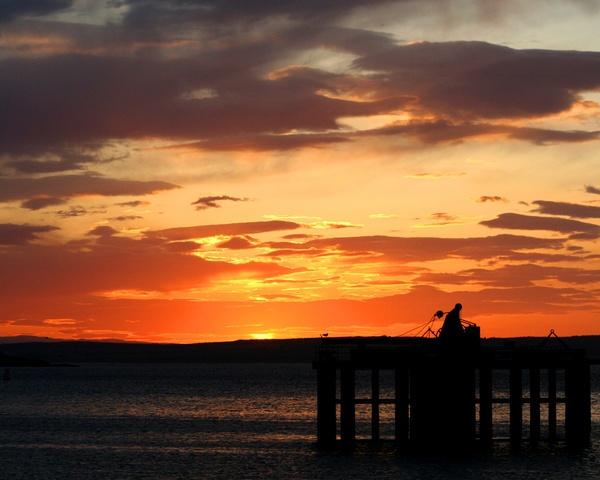 sunset by gary1