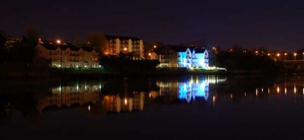 Reflections on the Bann by Lou_Pink