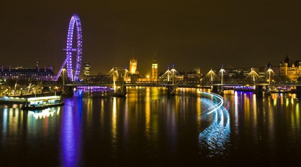 London Reflections by fourdavisons