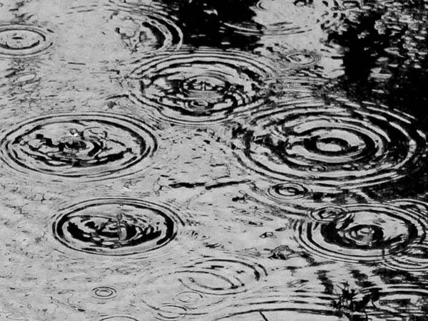 Raindrops keep falling... by Steve1812