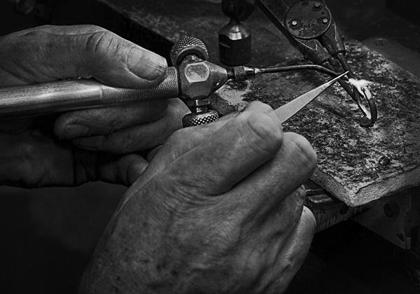Craftmans Hands by Steve1812