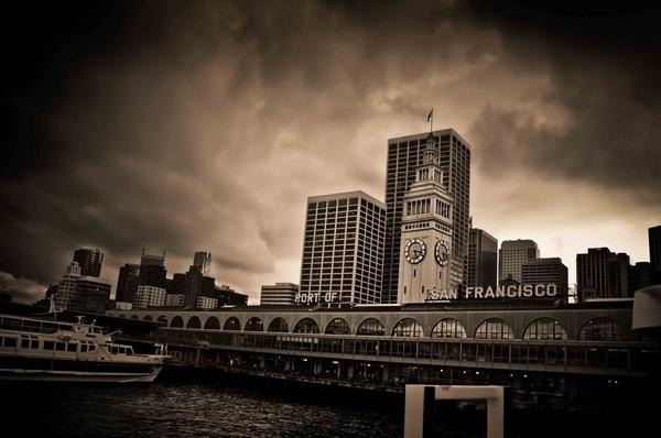 Port of San Francisco by nturin
