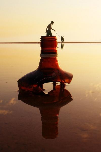 Magic Lamp by hermin