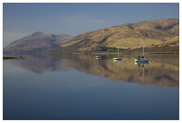 Loch Linnhe by trickydicky