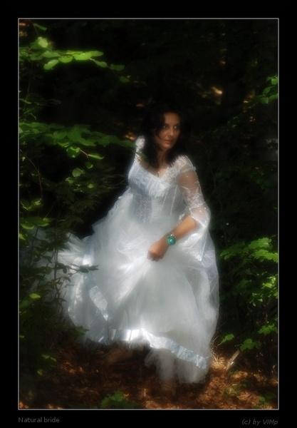 Natural bride by vimp